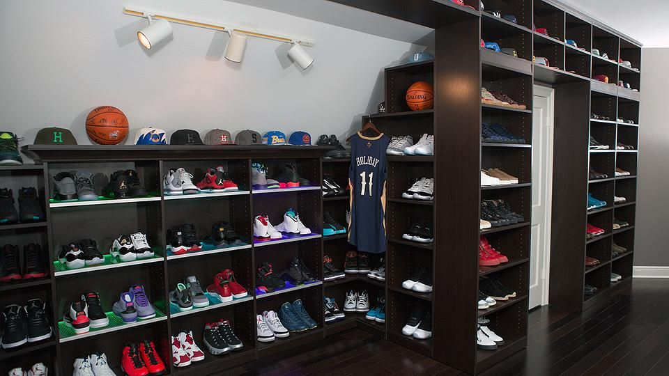Jrue Holiday Sneaker Closet 2
