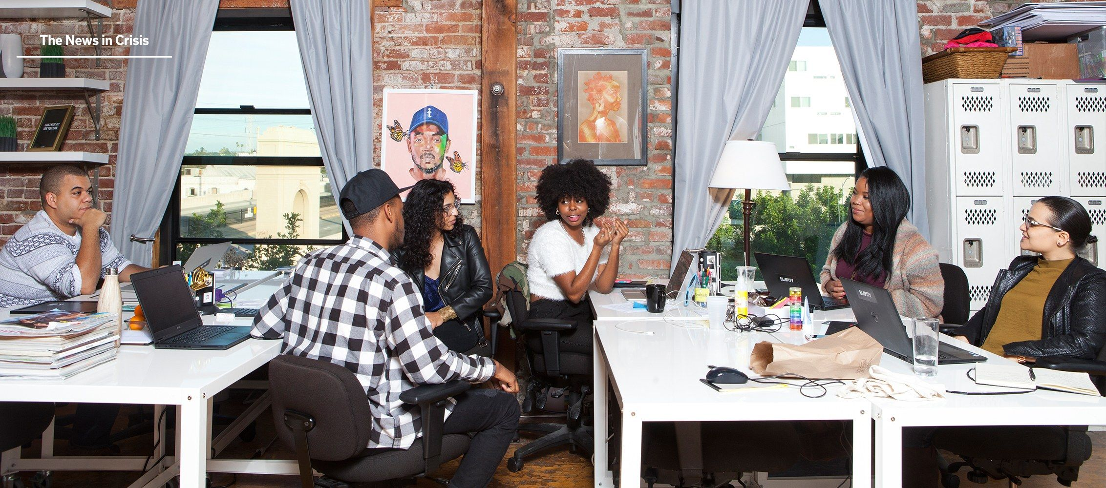 Inside Blavity, the Startup on a Quest to Be the News Source for Black Millennials