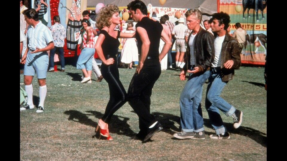 Tell me \u0027bout itstud fave movies Pinterest - greaser halloween costume ideas