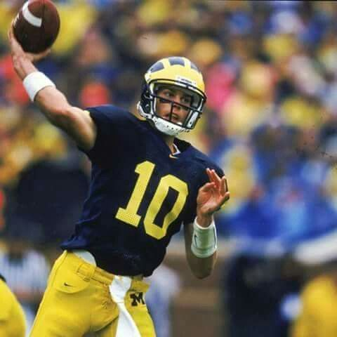 Brady 10 (With images) Michigan wolverines football