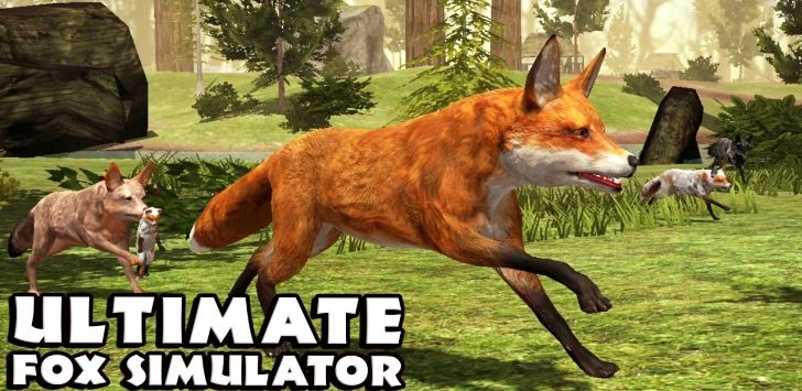 nice Ultimate Fox Simulator v1 1 APK Updated Download NOW | Android