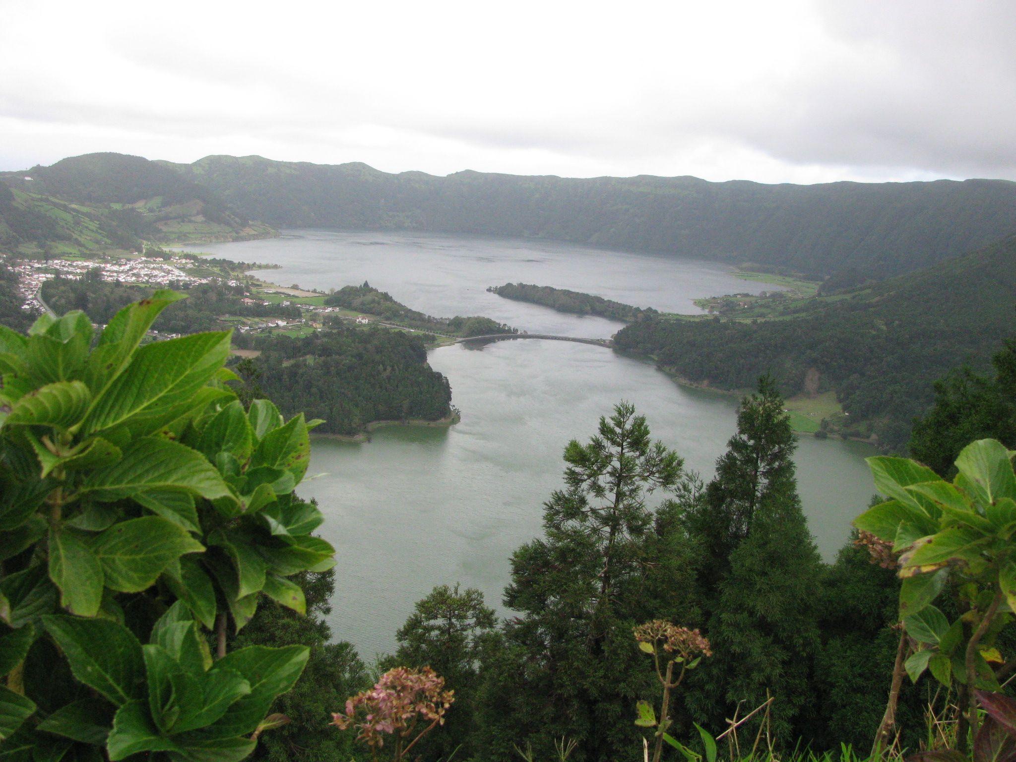 Lagoa das Sete Cidade-Açores-Portugal