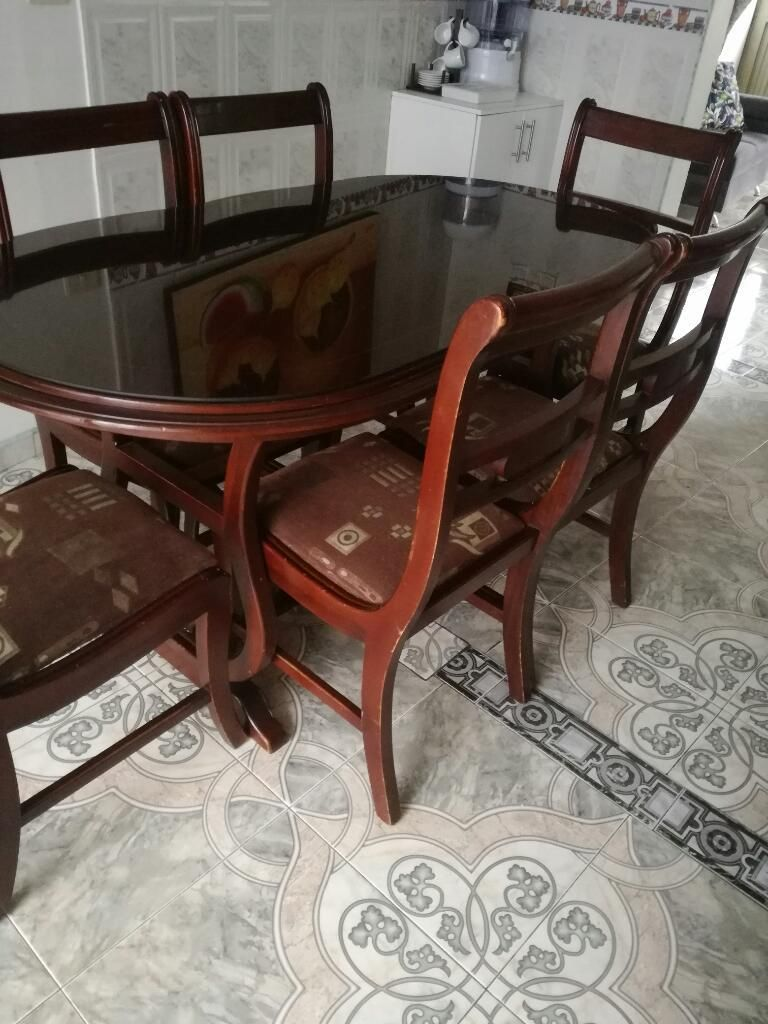 e39f4d645 Vendo Comedor - Manizales | Decoraciones para casa | Dining chairs ...