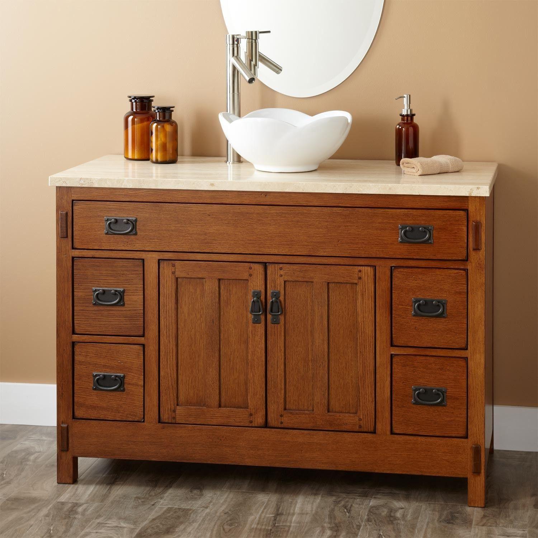 Halstead Vessel Sink Vanity Vessel Sink Vanity Vessel Sink - Bathroom vanities san antonio for bathroom decor ideas