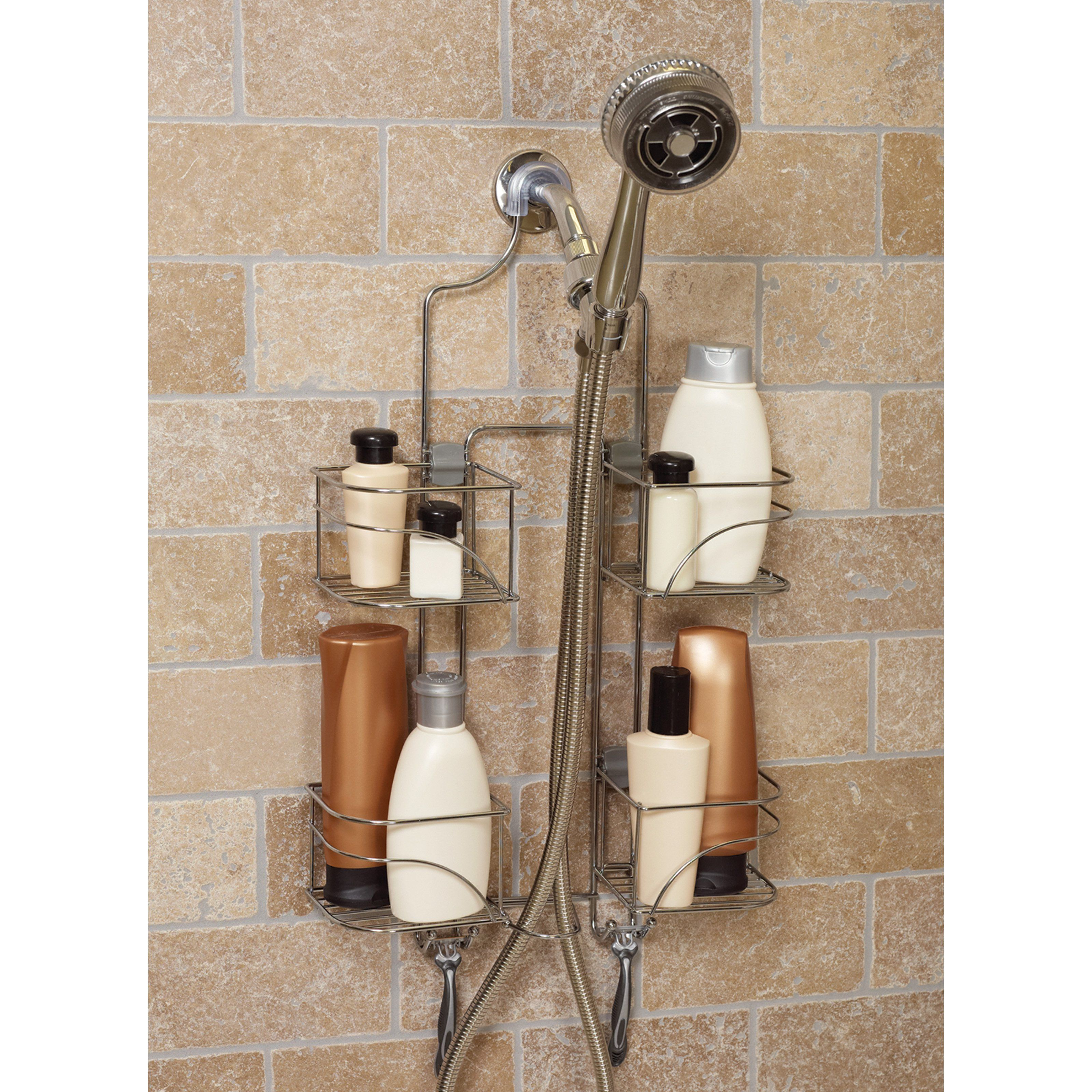 Zenith E7446SS Expandable Shower Caddy for Hand Held Shower | from ...