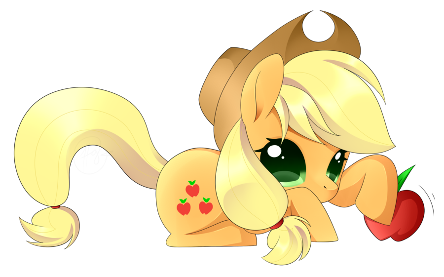 Image result for mlp applejack cute