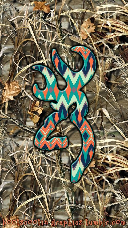 Browning Country Girl Background Camo