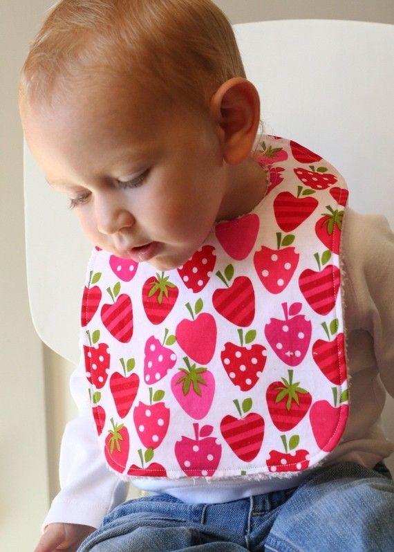 Strawberry Shortcake Baby Girl Bodysuit by SimplyBaby