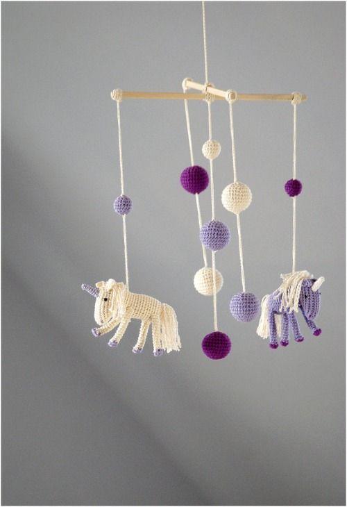 artpockets:  Crochet Unicorns Mobile  https://www.etsy.com/treasury/MTUyNTQyNjZ8MjcyNjk4MzY2OA/november-finds