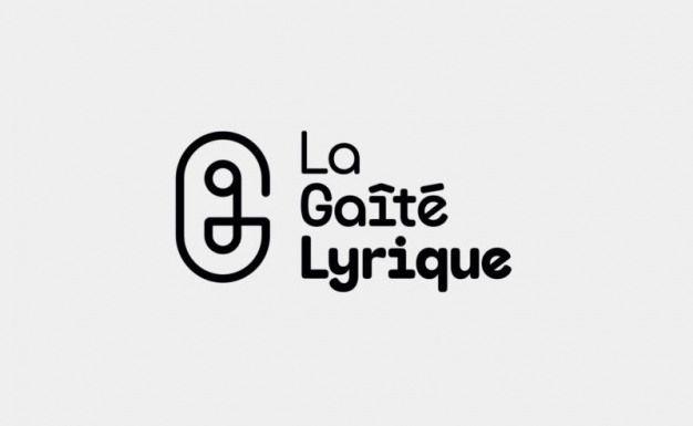 Nouvelle identité visuelle de la Gaîté Lyrique un logo