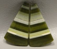 Ricolite Matched Pair Cabochons #11