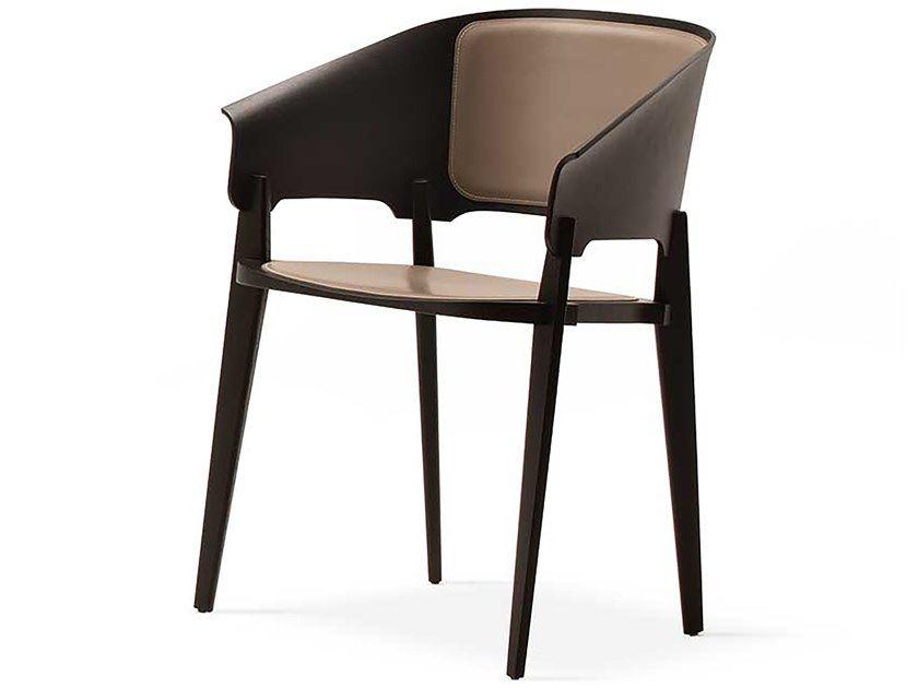 Sedie In Legno Con Braccioli : Sedia in legno con braccioli threepiece by busnelli design 의자