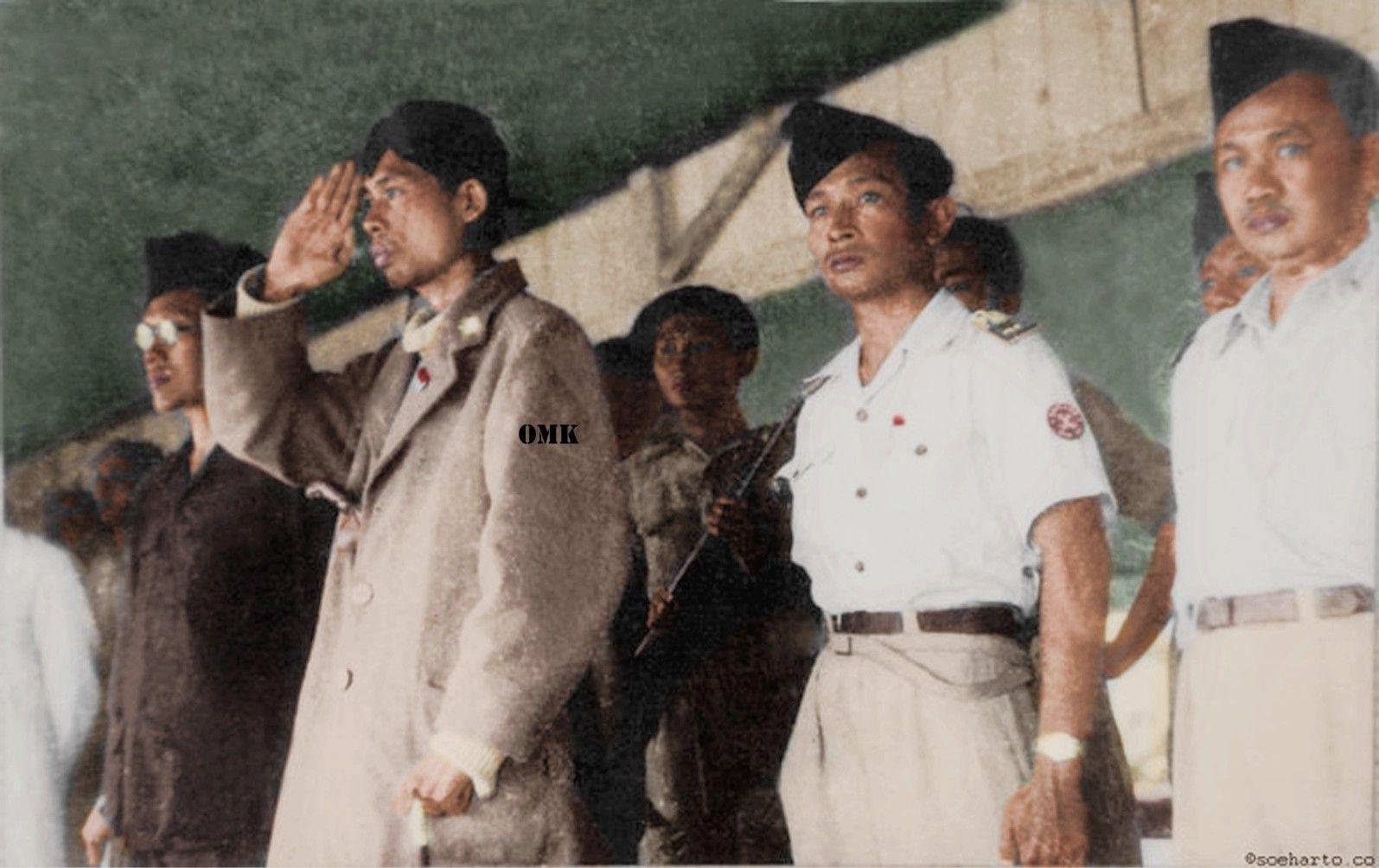 Gambar Pahlawan Jenderal Sudirman