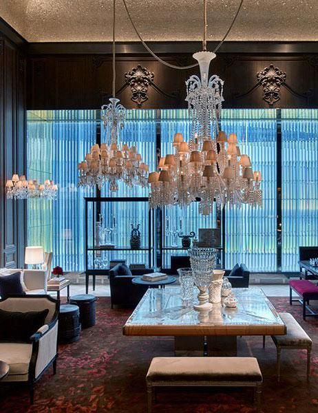 Inside The New Baccarat Hotel Residences New York With Images