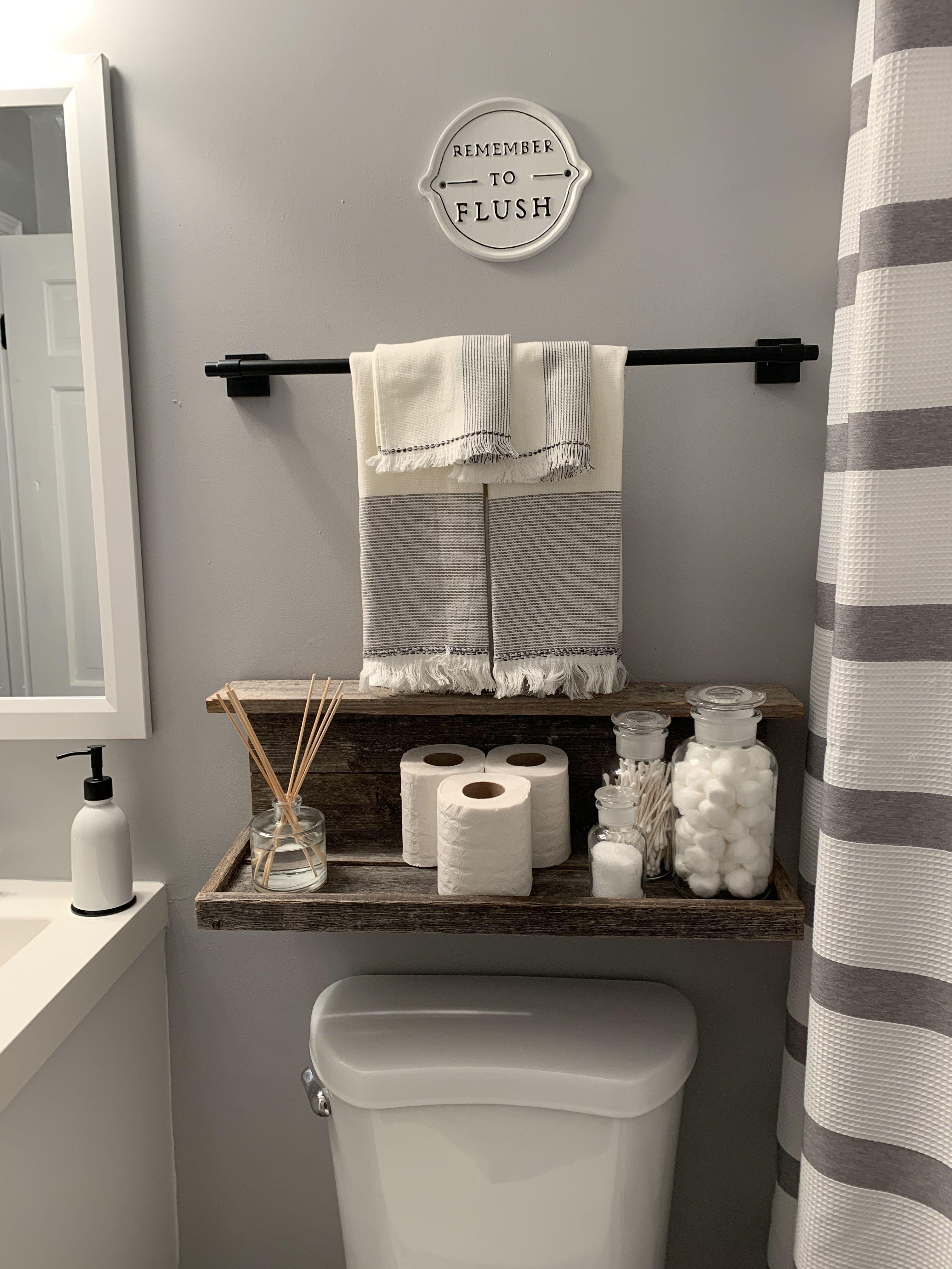 Rustic Bathroom Small Bathroom Decor Magnolia Bathroom Hearth And Hand Bathroom decor at target