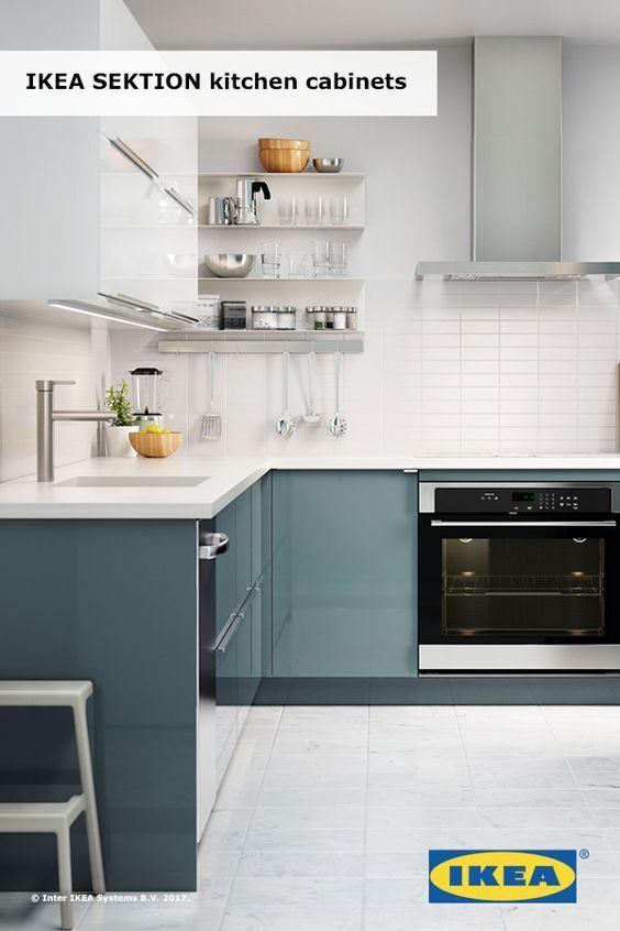 Image result for ikea kallarp kitchen  kitchen  Ikea