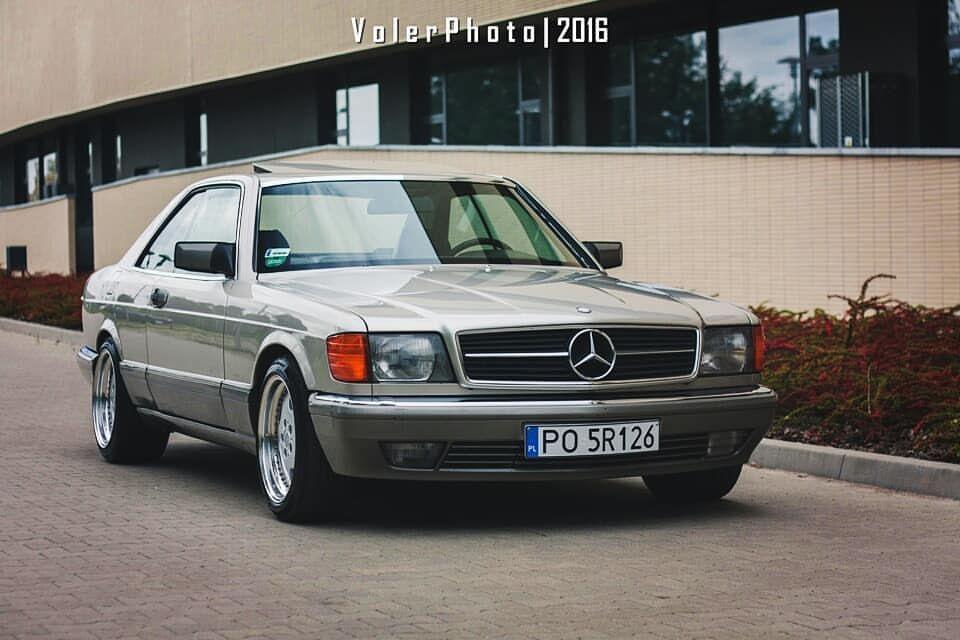 Mb Sec C126 560sec 500sec W126 560 C126 Coupe Sclass