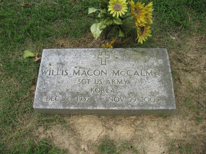 Willis Macon Mccalman Actor Appeared In Tv Shows Such As