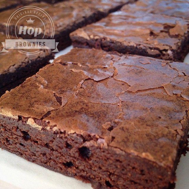 Hop Brownies