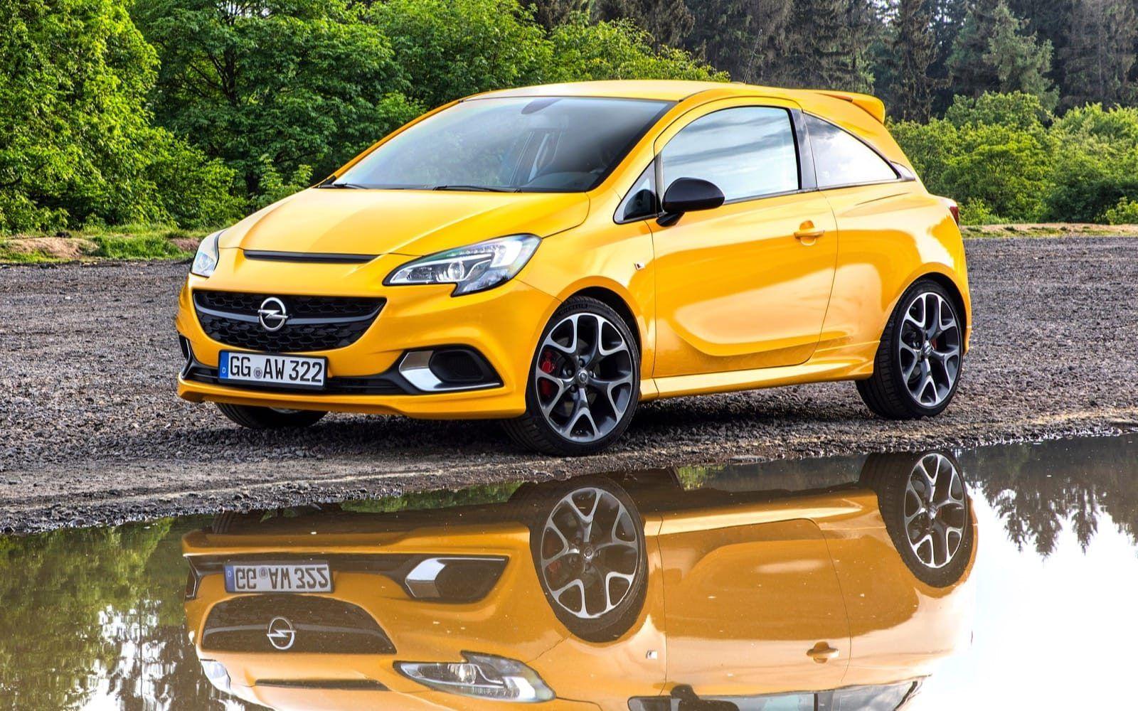 Nuevas Imagenes Del Opel Corsa Gsi Para Conocerlo En Profundidad Opel Corsa Fotos De Coches Motores