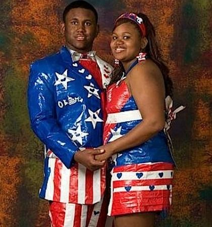 The Most Ugly Prom Dresses