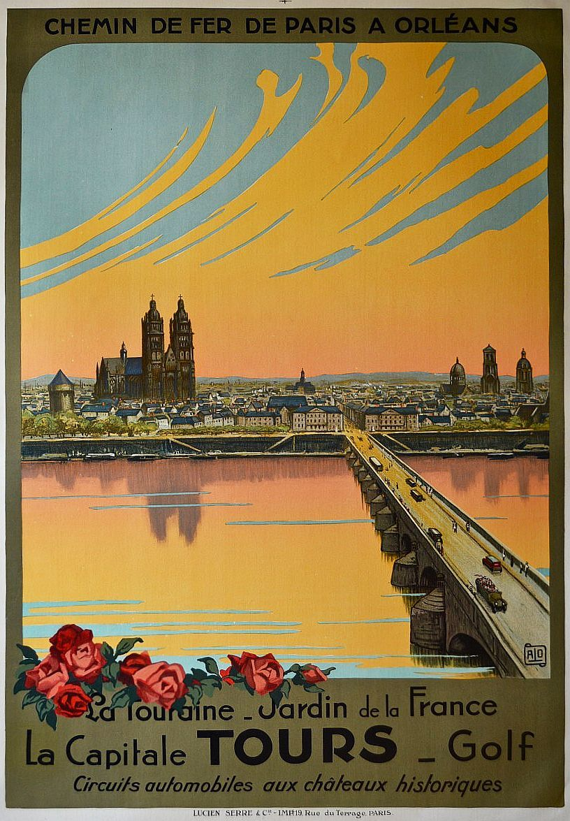 French Vintage Posters Uk