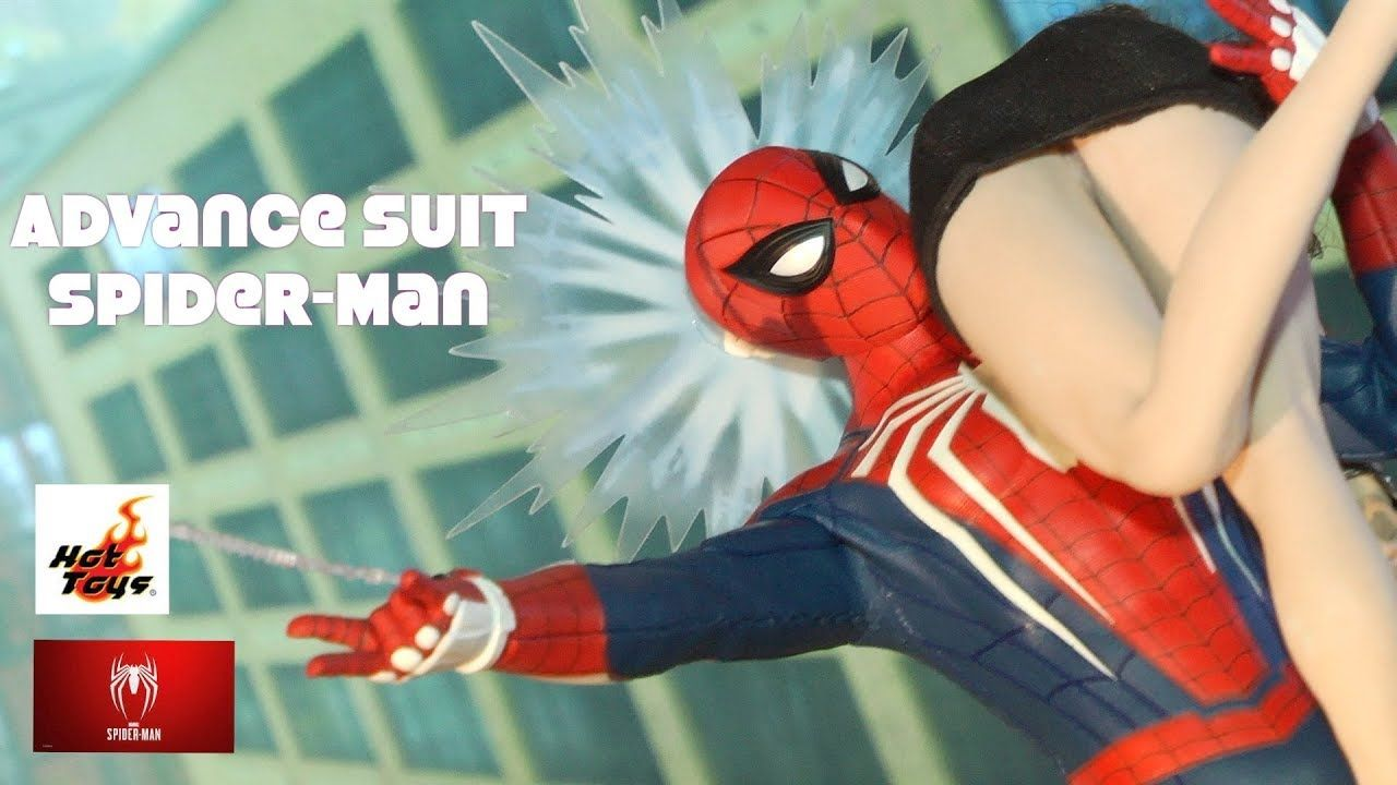 Pin By Nicholas La On Marvel Hot Toys Spiderman Spiderman Hot Toys