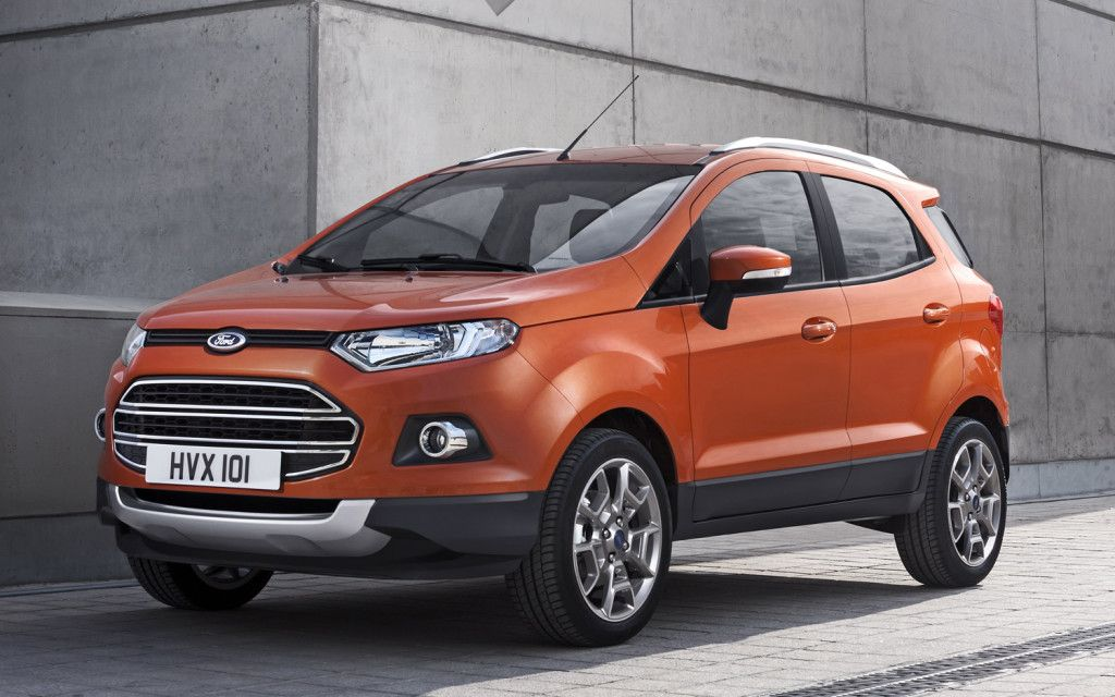 Ford Small Suv Models Ford Small Suv Ford Ecosport Small Suv