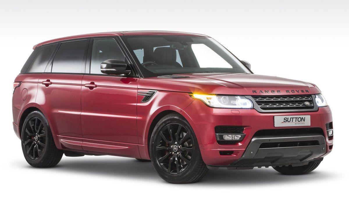 2017 Blue Range Rover Range rover sport, Land rover