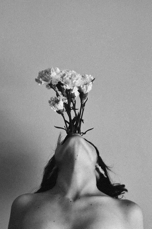 Fotos en blanco y negro para las que aman andar de inventadas