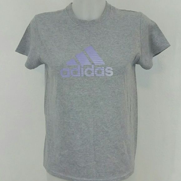 Adidas T-shirt Adidas T-shirt. In excellent condition. Size small. Adidas Tops Tees - Short Sleeve