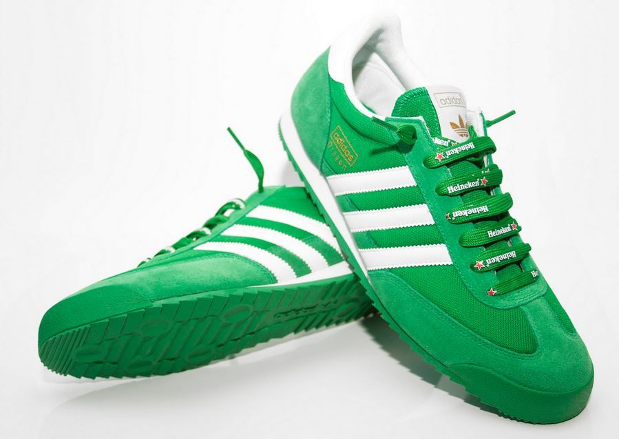 new styles 96381 9785f Heineken x adidas Originals Dragon