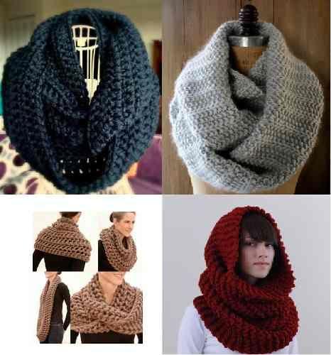 bufandas,cuellos, gorros tejidos a mano | MIS TEJIDOS | Pinterest ...