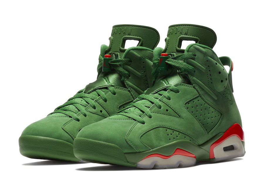 6d71bfd1451d80 ... coupon code for official images air jordan 6 gatorade green best  sneakers hype shoes adidas retro