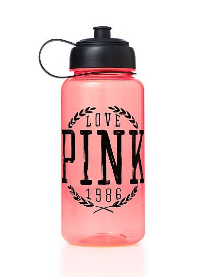 Water Bottle from Victoria's Secret - I love this one too :)