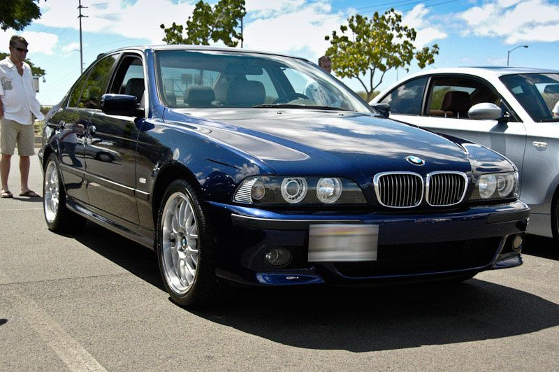 Bmw E39 540i M5 Styling Montreal Blue With Images Bmw Bmw E39