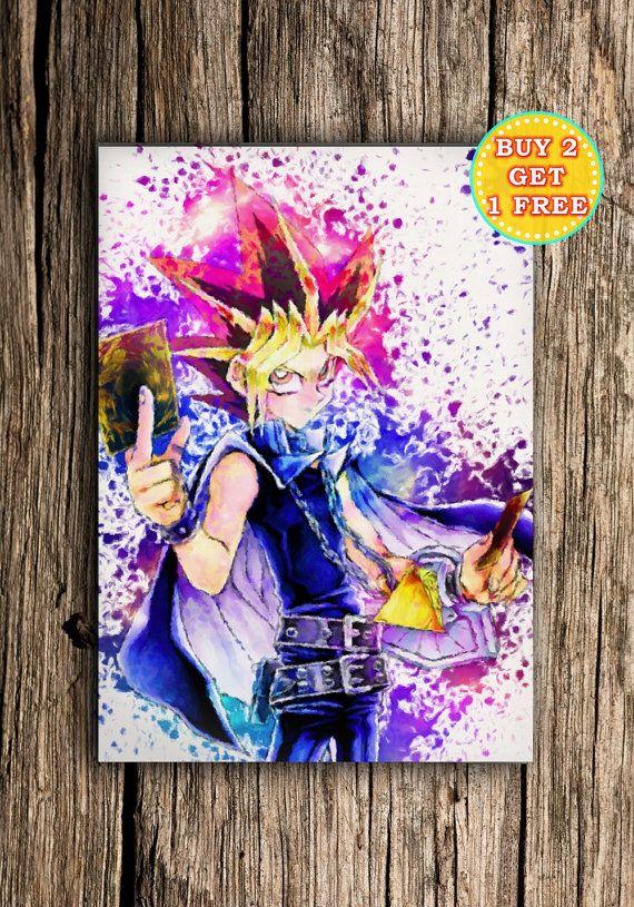 Gi Room Design: Yugioh Yugi Yugioh Poster Yu-Gi-Oh Anime Anime By