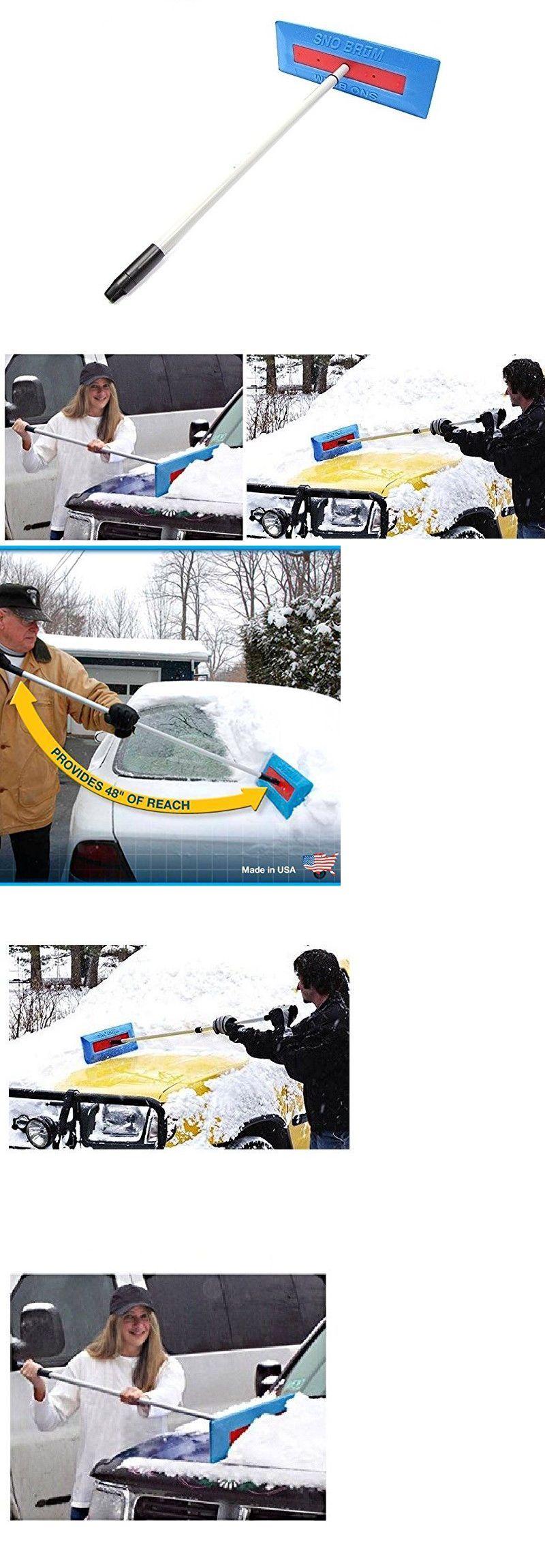 Rakes 118864 Lightweight Roof Rake Snow Removal Tool For
