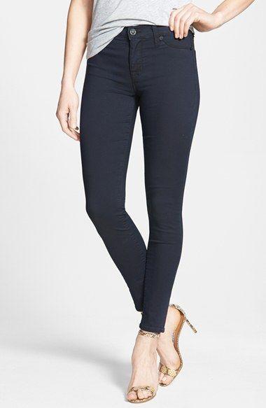 64b1a08cea52f Hudson Jeans 'Nico' Super Skinny Jeans (Under the Radar) | Nordstrom ...