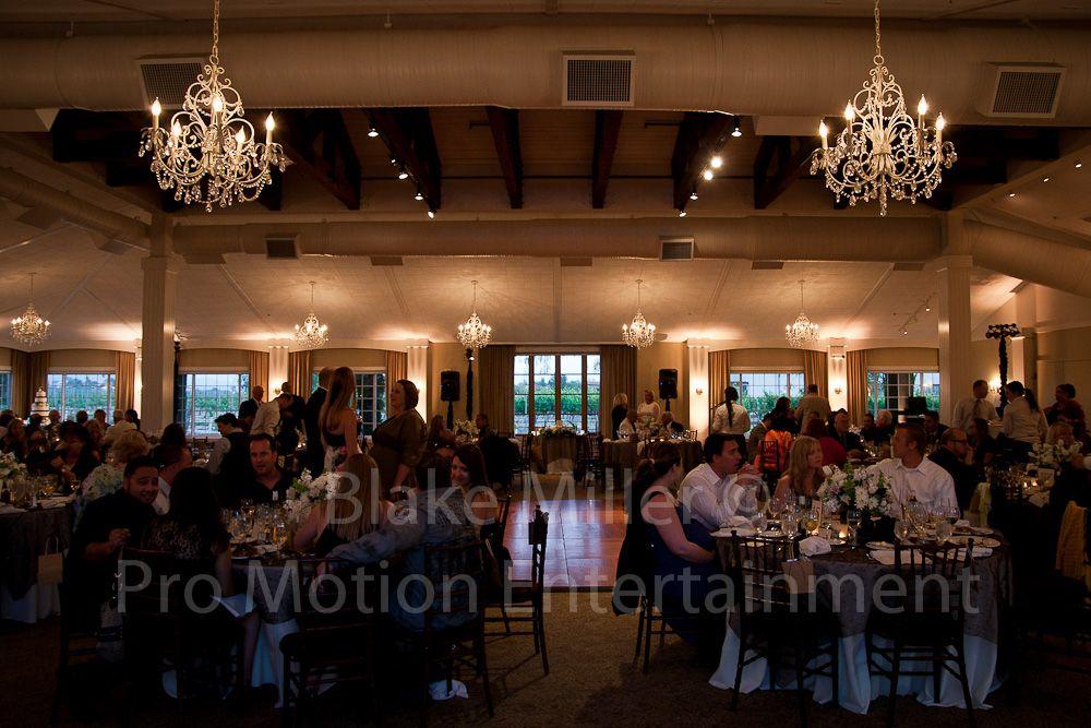 Ponte Family Winery Wedding Temecula Wedding Lighting
