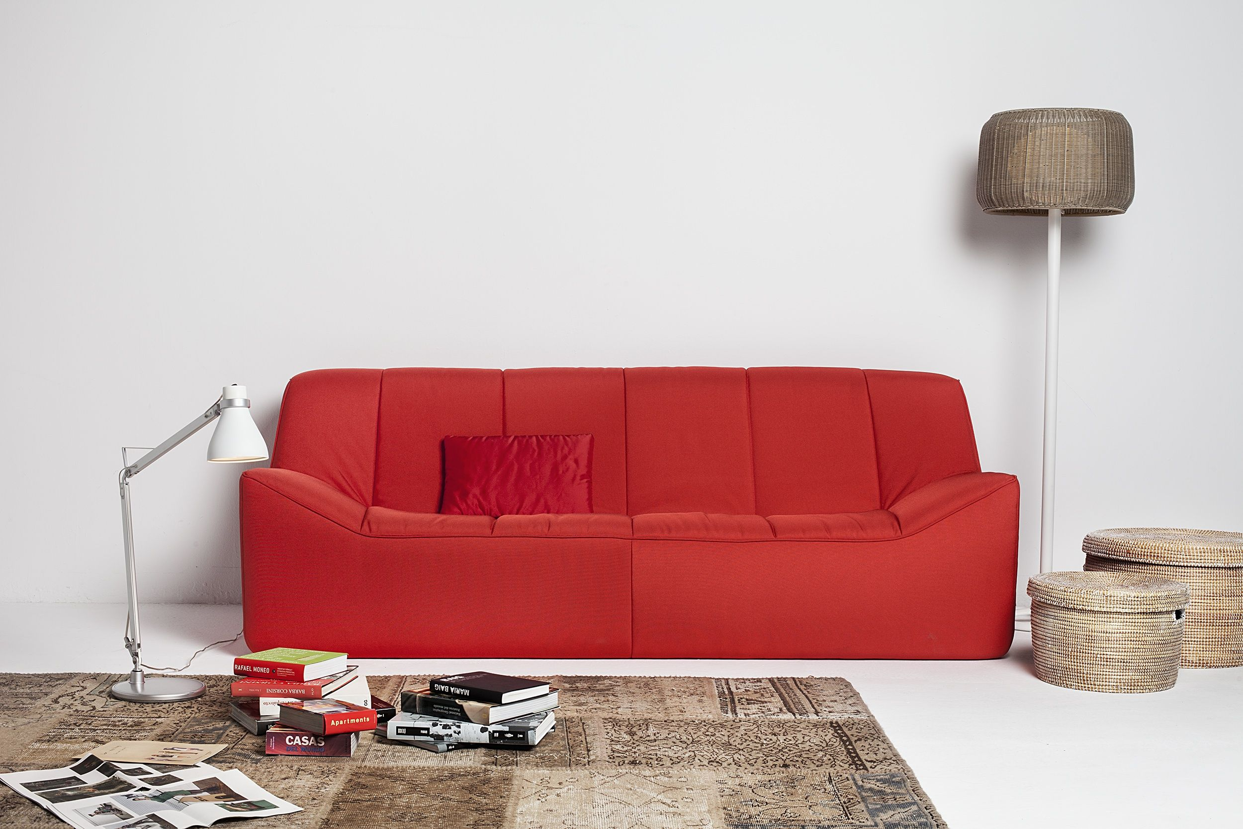 Dynamo red de Oruga | Sofa • Sofas • Sofàs | Pinterest | Sofa sofa