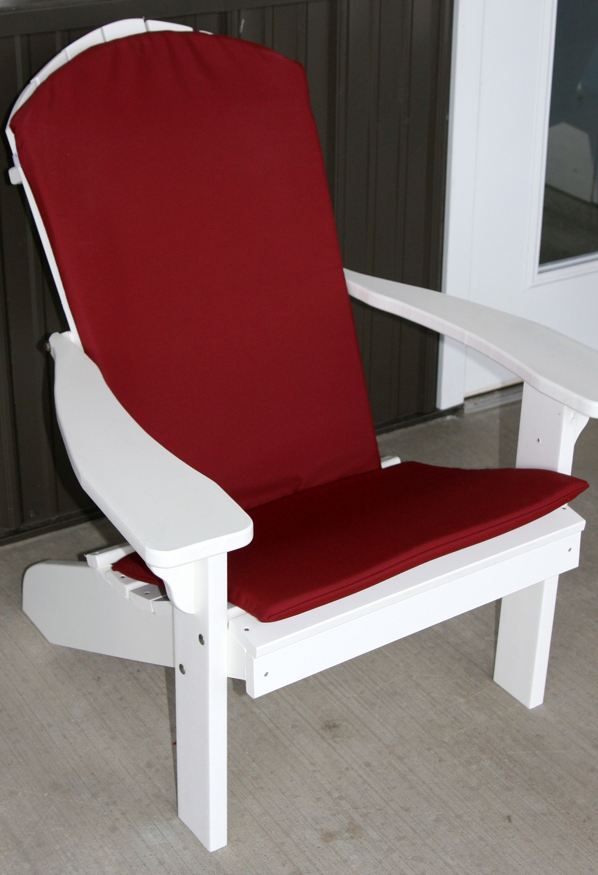 1 Inch Thick Seat & Back Cushions for Porch Rocker
