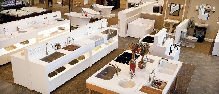 Kitchen Bath By Briggs Plumbing Fixtures For Kitchens Baths - Bathroom fixtures showroom