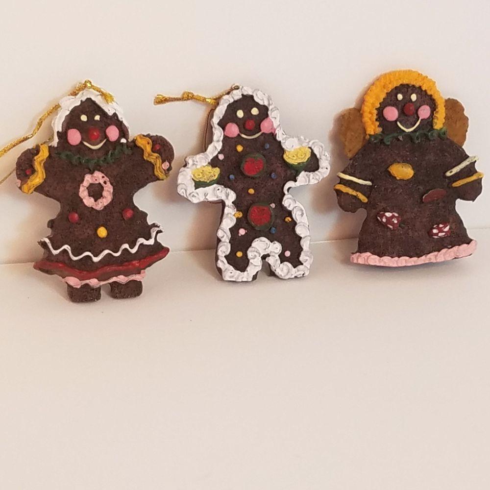 Gingerbread · Gingerbread Man Christmas Ornament