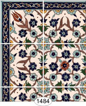 wallpaper decorative tile 1484 wal1484 000 itsy bitsy mini - Decorative Tile
