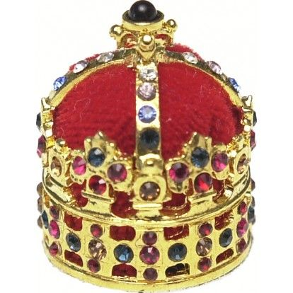 The Crown of Saxony (August II) Poland Royal Historic Regalia: 'Crowns & Regalia'