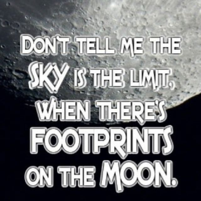 There is not a limit!