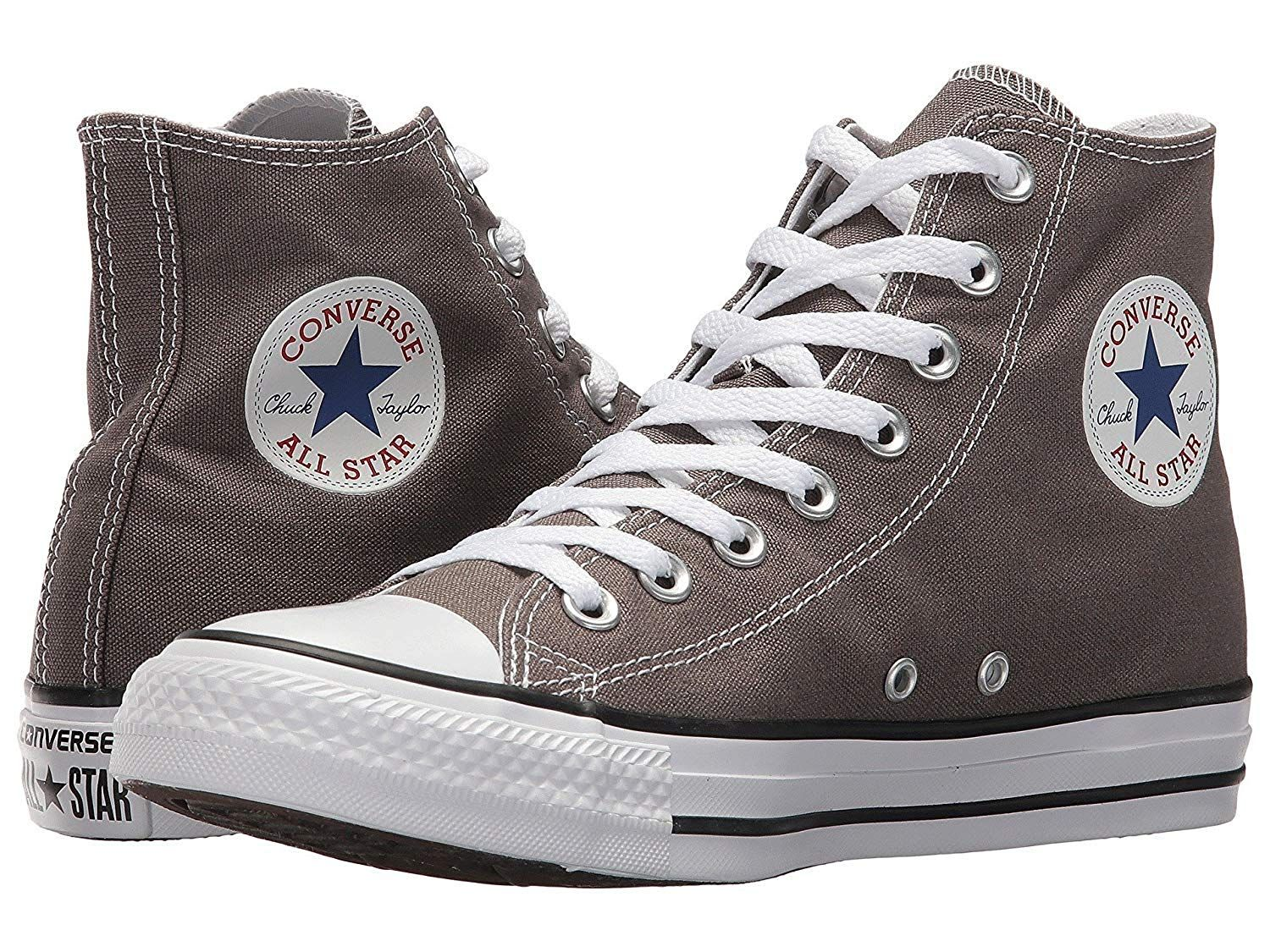 a1e0595687edc Amazon.com | Converse Women's Chuck Taylor All Star Seasonal Canvas ...