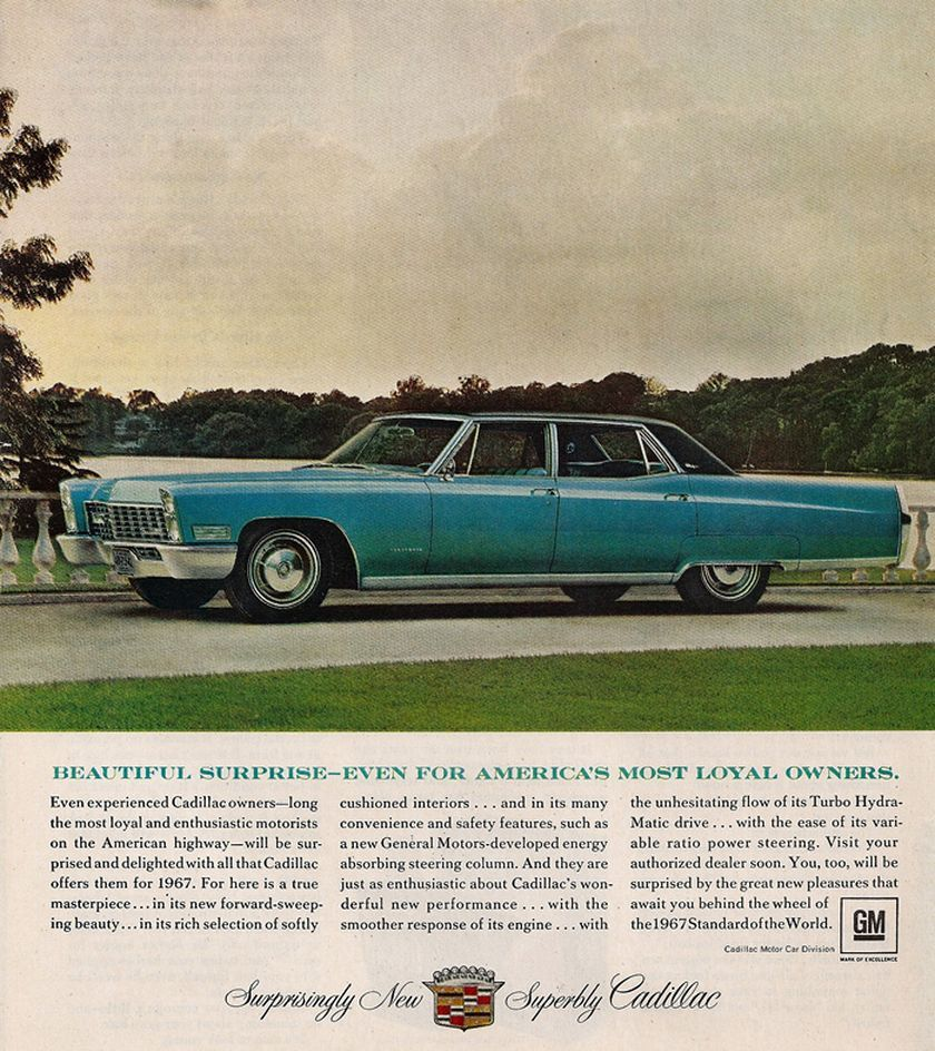 1967 Cadillac Ad 11