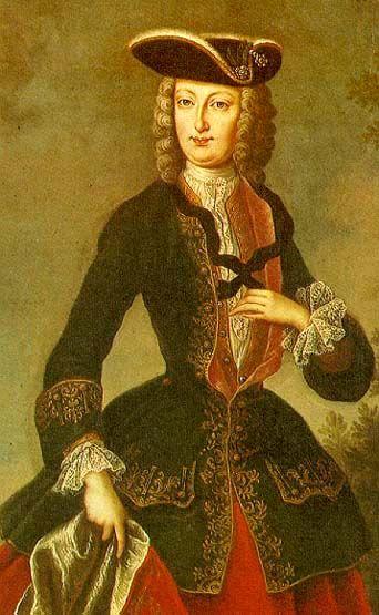 Elisabeth Christine de Braunschweig-Wolfenbuettel impératrice d'Autriche